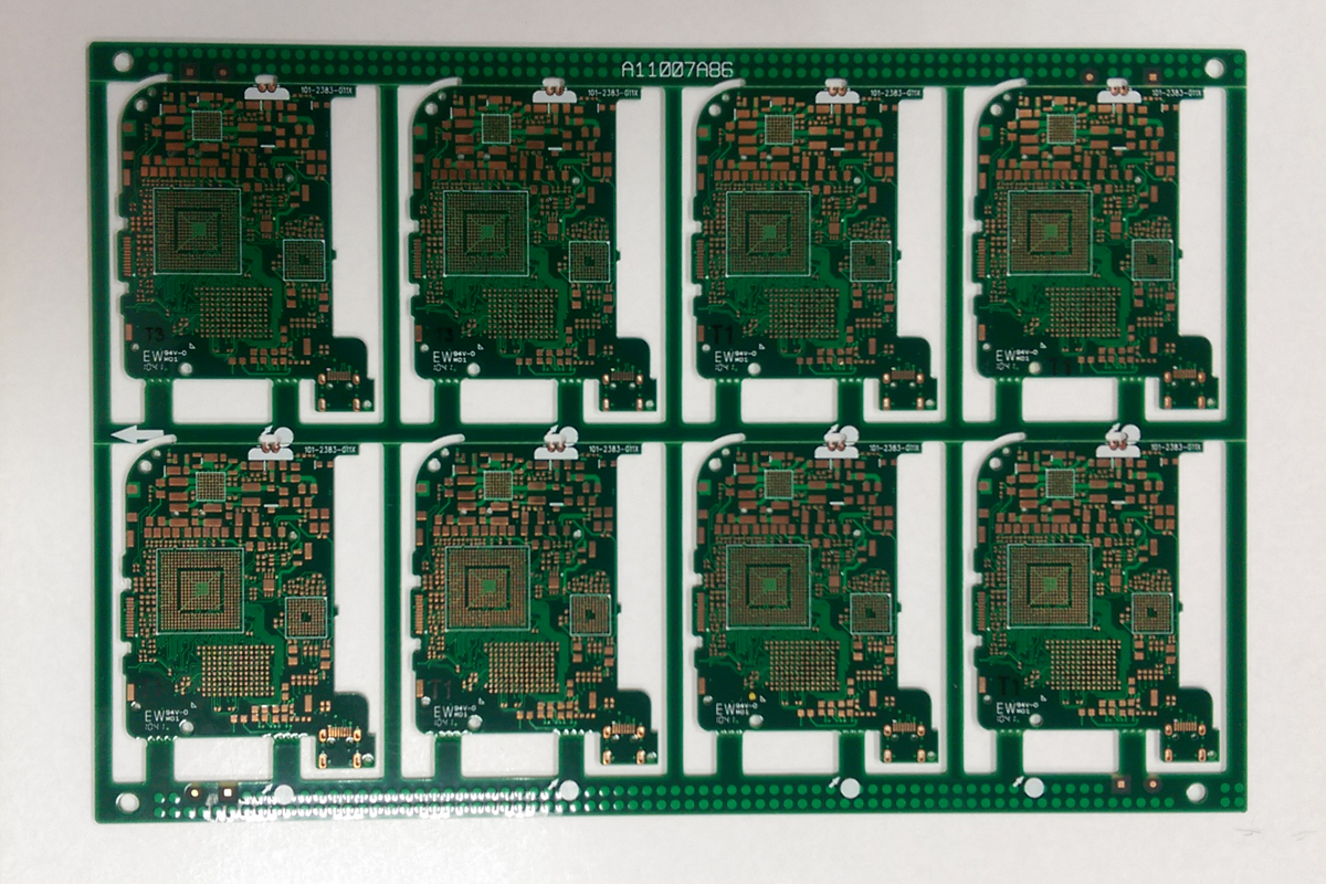 Pcb Effy Deal Large Image Yellow Solder Mask Flexible Circuit Board Quick Turn 3